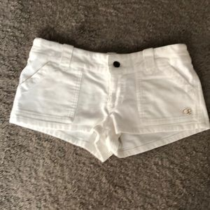 OP Low Rise Booty Shorts